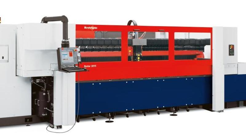 Laser usato ByStar 3015 6 kW anno 2006