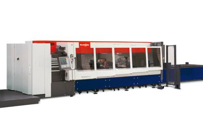 Taglio laser usato BySpeed 3015 4.4 kW con Byloader