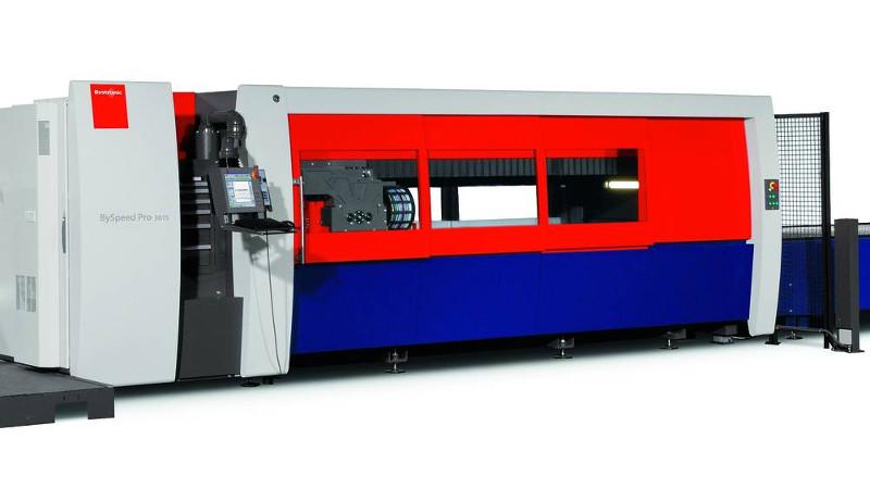 Taglio laser usato BySpeed Pro 3015 4.4 kW
